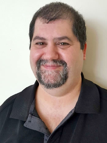 Gilles - Support Worker - home care services - Continuum Care