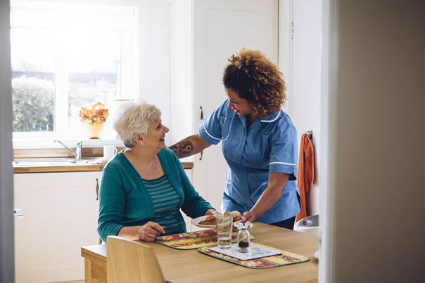 Disability home care support makes everyday, household tasks manageable and enjoyable
