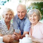 Aged care services at home - companionship