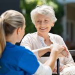 Aged care services at home - nursing