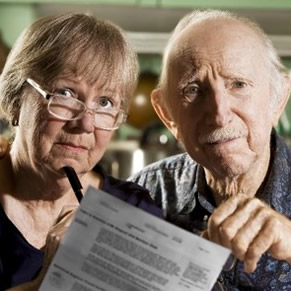 Aged care services at home and in the community