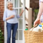 Aged care services - running errands