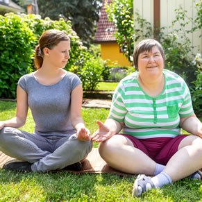 Disability care services at home - lifestyle
