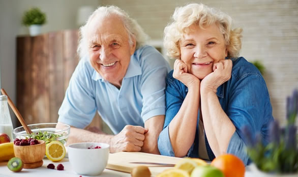 Aged care services at home